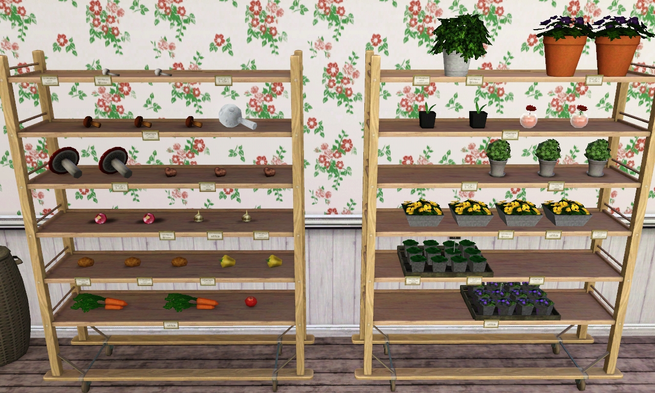 Very Impressive portraiture of Mod: Savvier Bakery Sims in the Woods with #9E5B2D color and 1280x768 pixels
