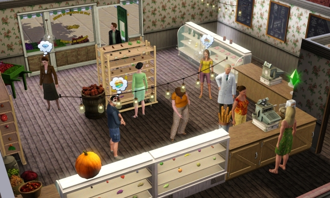 Mods | Sims in the Woods