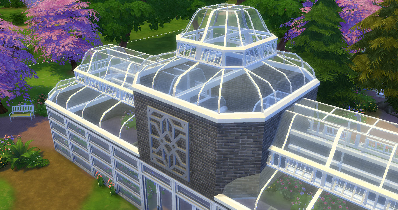 TS4 Download: Greenhouse Conversions | Sims in the Woods