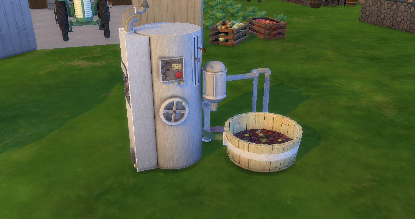 ts4 download nectar maker conversion decorative sims in the woods