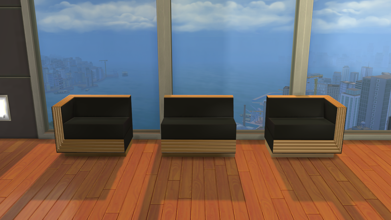 Ts4 Download Sectional Sofas Decades Sims In The Woods