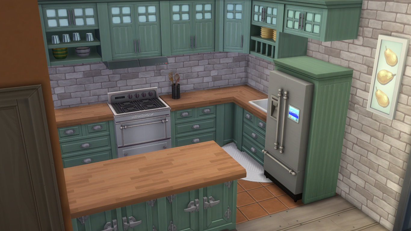 Ts4 Download Parenthood Counter Top Recolours Sims In